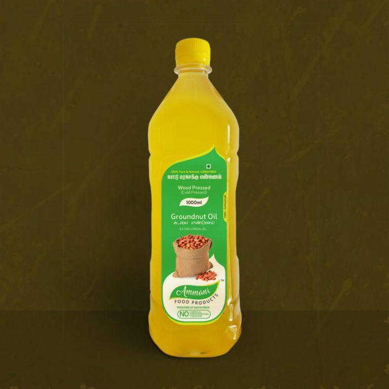 Groundnut Oil 1000ml