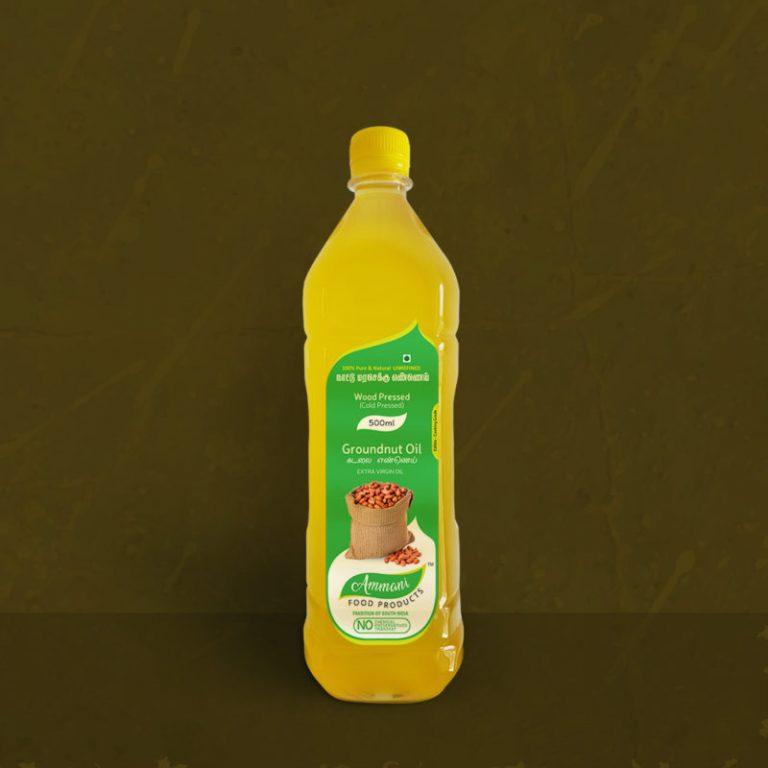 Groundnut Oil 500ml